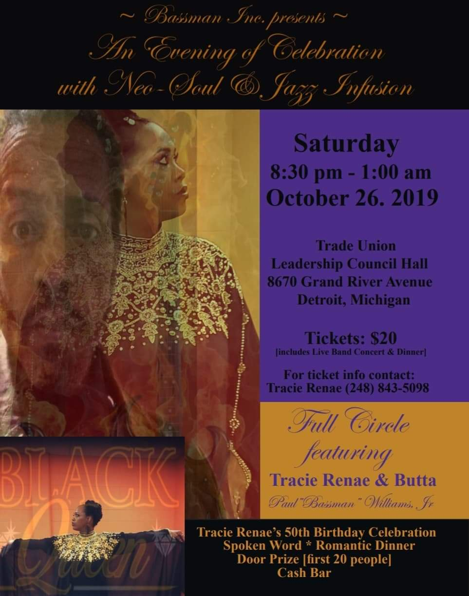 An Evening Celebration With Neo Soul and Jazz