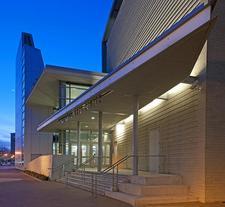 Montgomery College Cultural Arts Center logo