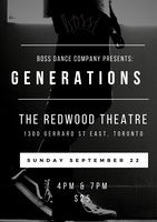 BOSS Dance Company Presents: Generations