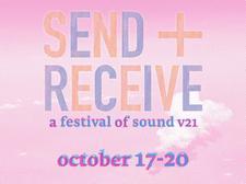 send + receive logo
