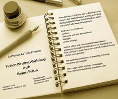 La Pluma y La Tinta Fiction Writing Workshop
