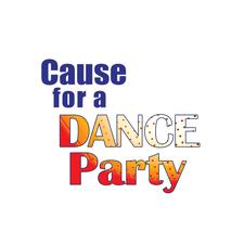 Cause for a Dance Party logo
