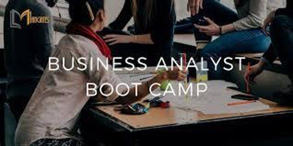 Business Analyst 4 Days Virtual Live BootCamp in Liverpool