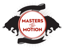 Masters In Motion logo