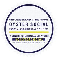 Aureole's Third Annual Oyster Social