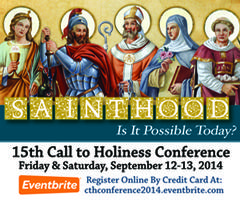 Bus to Call to Holiness Conference