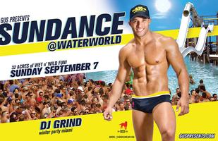 SUNDANCE @ Waterworld