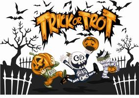 2nd Annual Trick or Trot