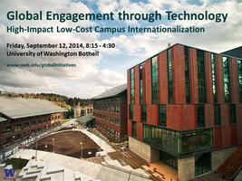 Global Engagement through Technology Symposium