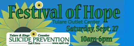 Volunteer Registration: 5th Annual Festival of Hope