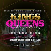 Sunday August 10th Kings And Queens Day Party At DL...