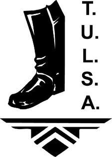 Tulsa Uniform & Leather Seekers Association logo