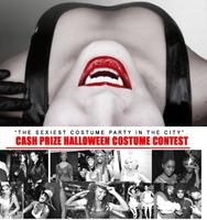 5th Annual NAUGHTY NIGHTMARE Halloween Affair @ HALO LOUNGE