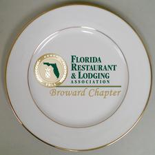 The Broward Chapter of the Florida Restaurant & Lodging Association logo