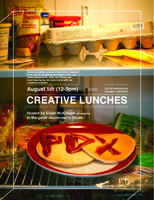 Creative Lunches hosted by Mudente