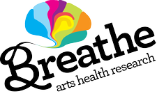 Breathe Arts Health Research logo