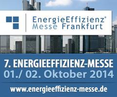 7. EnergieEffizienz-Messe + Kongress Frankfurt