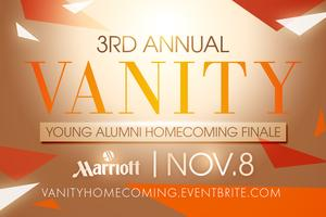 Vanity 3 | 3rd Annual Young Alumni Homecoming Finale @...