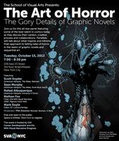 SVA Presents:  The Art of Horror: The Gory Details of...