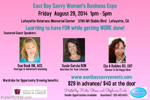 East Bay Savvy Women's Business Expo (Lafayette)