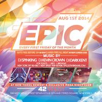Epic At 42 West Times Square Ladies Free All Night