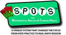 Spots for M.A.T.H. Professional Development Events logo