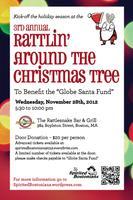 3rd Annual Rattlin' Around the Christmas Tree