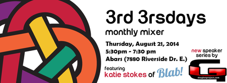 3rd 3rsdays Monthly Mixer - August 2014 (Featuring the...