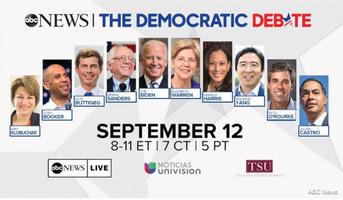 Democratic Debate Watch Party (45th LD)