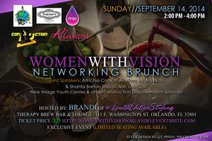 Women With Vision Networking Brunch