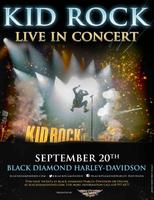 KID ROCK LIVE IN CONCERT at Black Diamond...