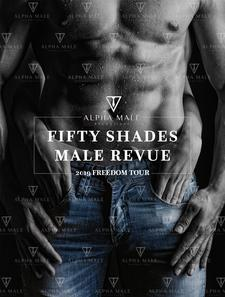 Fifty Shades Male Revue Events   Eventbrite