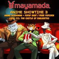 Mayamada Presents: Anime Showtime 3