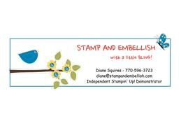 Stampin' Up! -Technique/Product Club