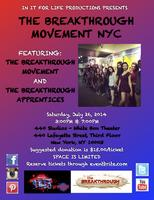 The Breakthrough Movement NYC