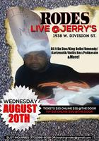 Rodes Live @ Jerry's