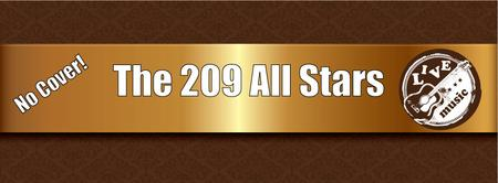 8/1 - The 209 All Stars