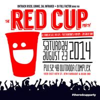 BROOKLYN RED CUP PARTY