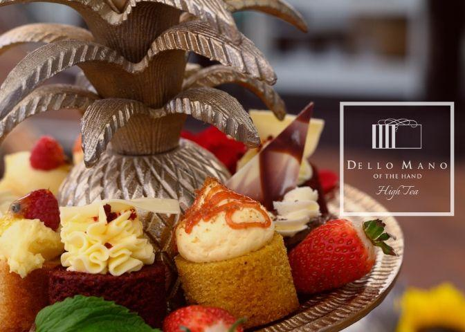 Dello Mano High Tea - New Farm Experience