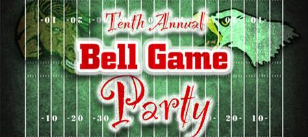 10th Annual BELL GAME PARTY