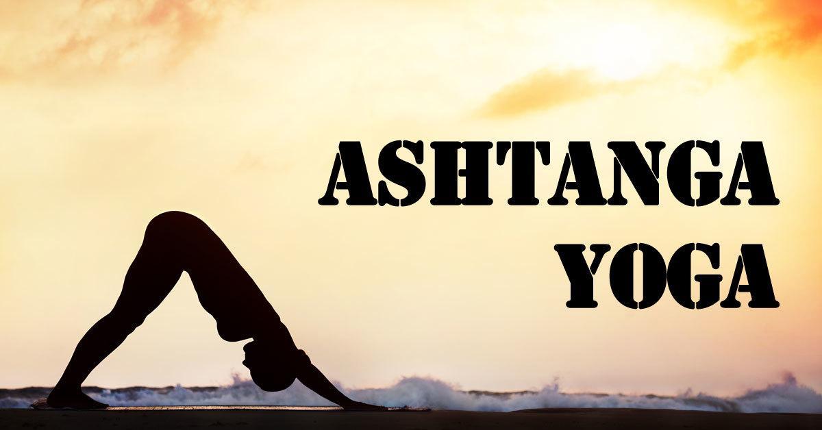 Basic Ashtanga Vinyasa Yoga 1 Jan 2020