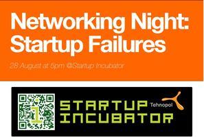 Networking Night vol 10: Startup failures + Season...