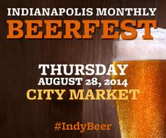Indianapolis Monthly 2014 Beerfest