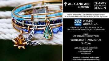 Alex and Ani Charmed by Charity Event to Benefit Mystic...