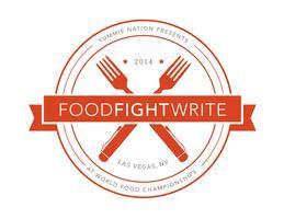 World Food Championships FoodFightWrite! Food Blogger...