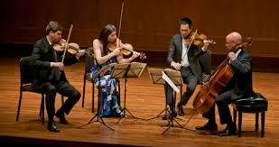 Ehnes Quartet w/ guest Michael Tree, viola: Schubert &...