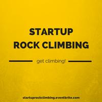 Startup Rock Climbing: August