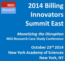 2014 Billing Innovators Summit EAST