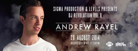 (28 AUGUST) Sigma Production x Levels Present: DJ...