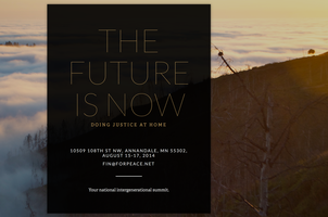 The Future Is NOW Intergenerational Summit